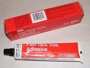 Fast Tack Trim Adhesive