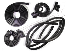 1978 - 1987 STANDARD Weather Seal Kit Hard Top