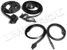 1973 - 1977 STANDARD Weather Seal Kit
