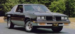 Hurst Olds Body Decal Kit 1985 1986 1987