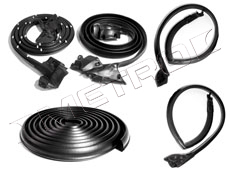 1973 - 1977 STANDARD Weather Seal Kit Hard Top