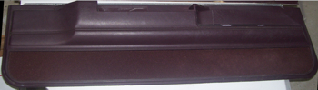 1982 - 1987 Monte Carlo SS Lower Door Panels