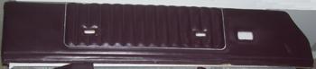 1982 - 1987 Monte Carlo SS Upper Door Panels