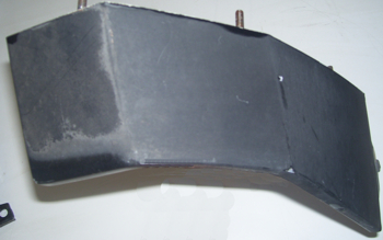 1982 - 1987 Monte Carlo SS Tail Light Filler Panels