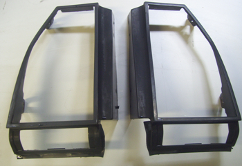 1982 - 1987 Monte Carlo SS Tail Light Lens Bezels