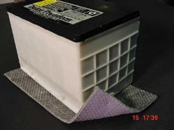 Battery Tray Acid Liner Battery Secure Great for auto or garage!