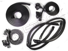 1978 - 1988 STANDARD Weather Seal Kit Buick Regal 2 Door HARD TOP