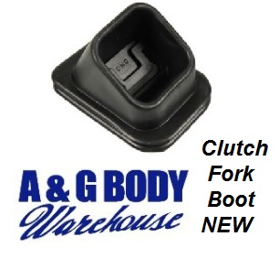 Clutch Bell Housing to Clutch Fork Boot NEW