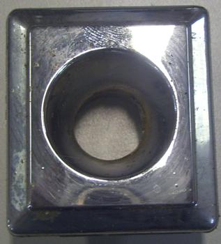 1982 - 1987 Monte Carlo SS Drver Side Remote Mirror Bezel