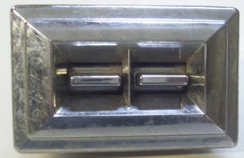 1982 - 1987 Monte Carlo SS Power Window Switch Set